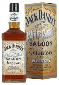 Виски Джек Дэниэлс Уайт Раббит Салун, 0,7 л. 43% Jack Daniel's White Rabbit Saloon