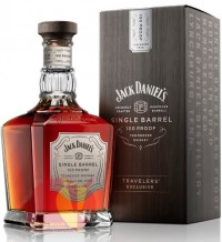 Виски Джек Дэниэлс 100 PROOF Сингл Бэррэл, 0,75 л. 50% Jack Daniel's 100 PROOF Single Barrel