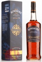 Виски Боумор Блэк Рок 1л, 40% Whisky Bowmore Black Rock Шотландия