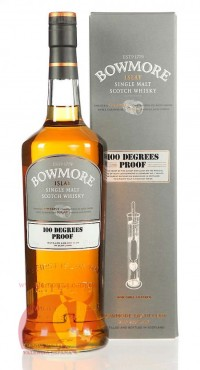 Виски Боумор Дигрис Пруф 1л, 40% Whisky Bowmore 100 Degrees Proof Шотландия