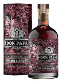 Ром Дон Папа Шерри Каск, Don Papa Sherry Cask 0,7л. 40% Филиппины