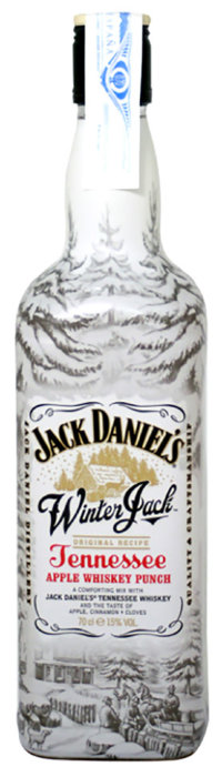 Виски Джек Дэниэлс Винтер Эппл, 0,7 л. 15% Jack Daniel's Winter Apple