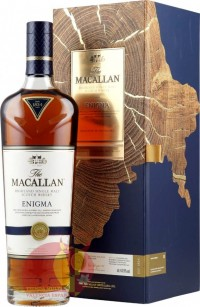 Виски Макаллан Енигма 0,7л, 44,9% Whiskey Macallan Enigma 70 cl Шотландия
