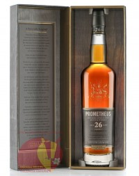 Виски Прометеус 26 лет, 0,7л, 47% Whiskey Prometheus 26 y.o. 70 cl Шотландия