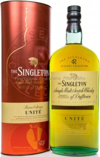 Виски Синглтон оф Даффтаун Юнит 1л, 40% Whisky Singleton Of Dufftown Reserve Collection Unité Шотландия