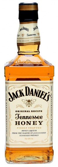 Виски Джек Дэниэлс Хони 35% 0,7 л.  Whisky Jack Daniel's Honey